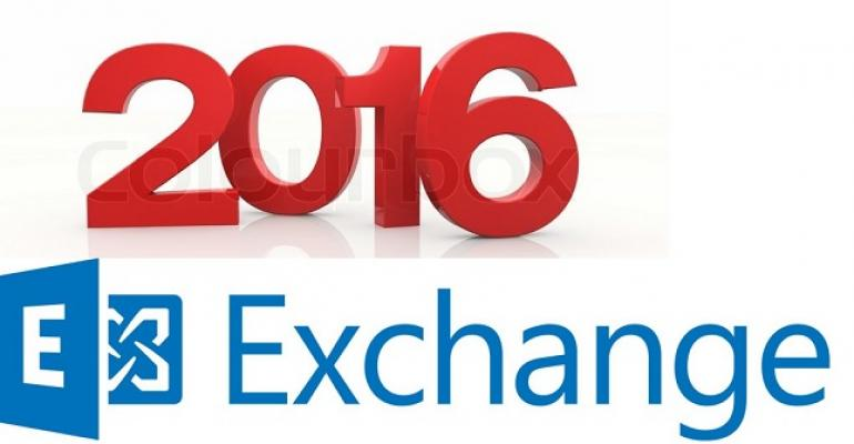Predicting the world of Exchange in 2016