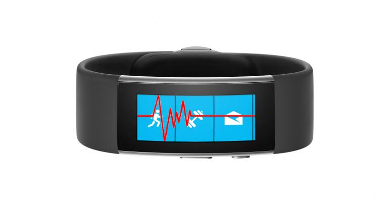 Microsoft Band Estimates Calories When Heart Rate is not Recorded