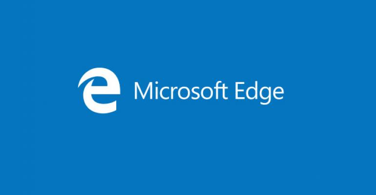Microsoft Edge and Managing Favorites