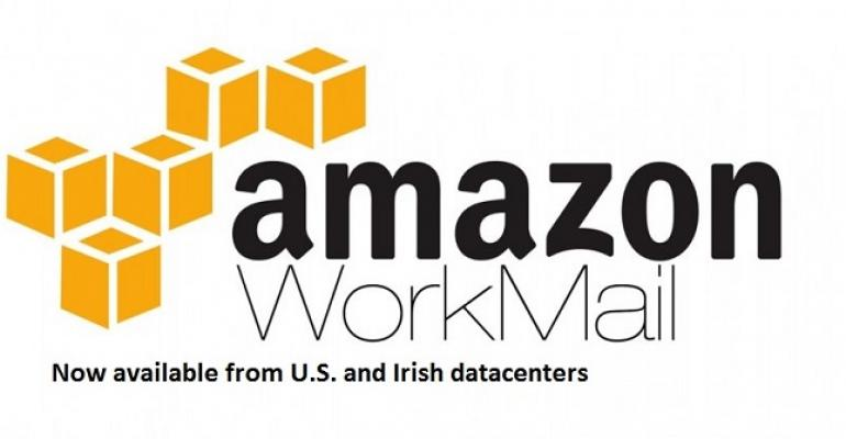 No fear for Microsoft or Google as Amazon launches WorkMail