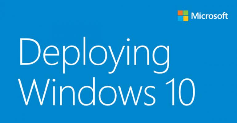 Free eBook on Deploying Windows 10 with Configuration Manager