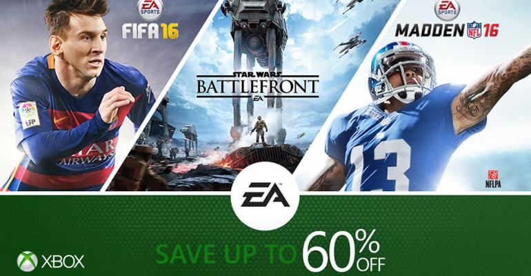 EA Publisher Sale Offers Big Discounts on Multiple Titles