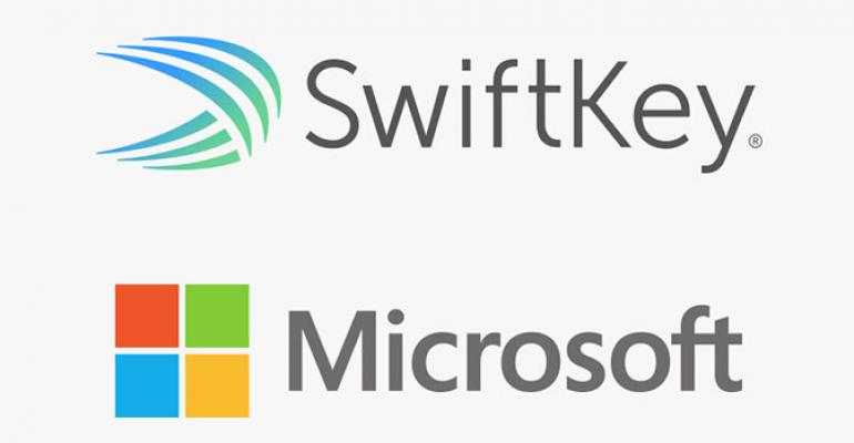 Microsoft Acquires UK Based SwiftKey