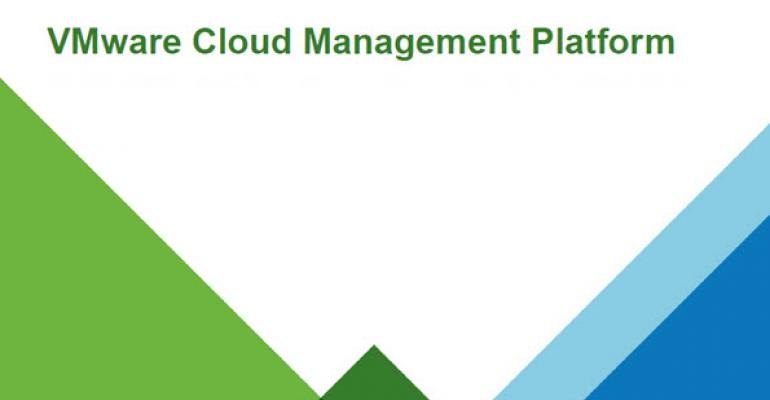 VMware Refreshes their Cloud Management Platform