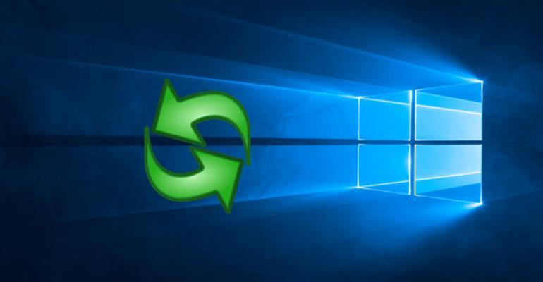 Quick Tip: Testing Windows 10 Changes by Refreshing Windows Explorer