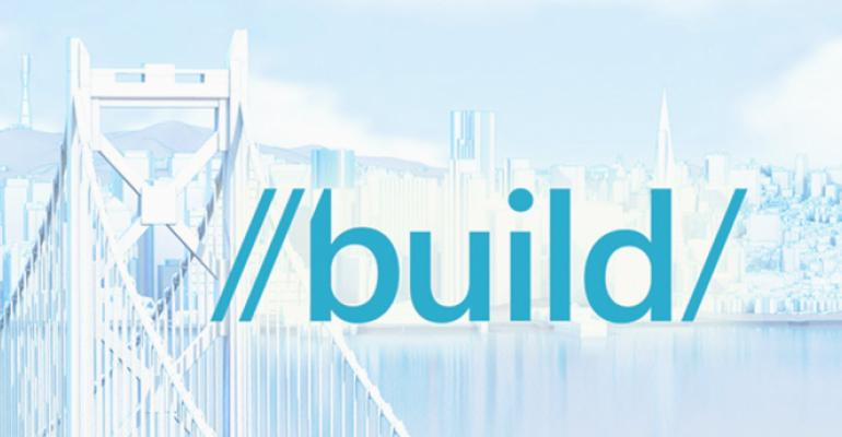 How to Watch the Build 2016 Keynotes Live Stream