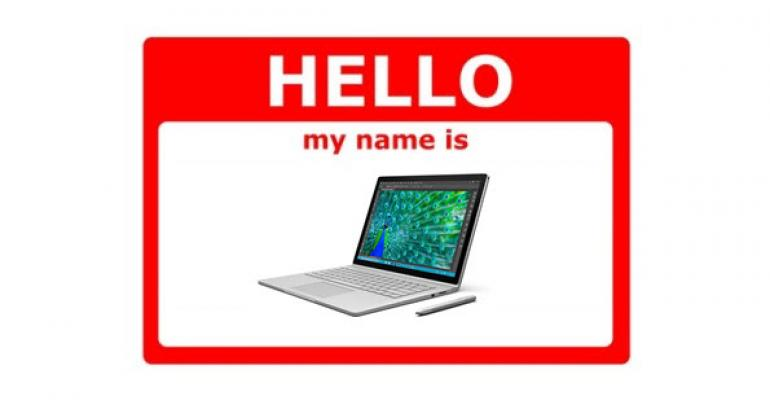 Surface Firmware Gets New Naming Conventions This Month