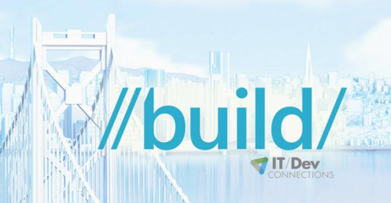 Microsoft Build 2016: Join the Social