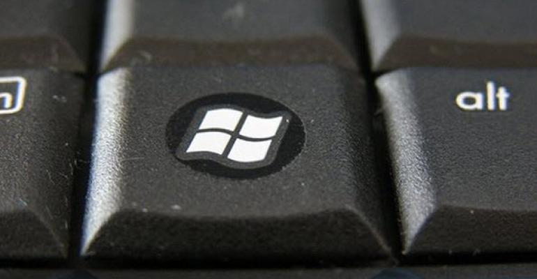 Disabling the Windows Key on the Computer Keyboard Through the Windows Registry