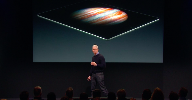 "Cook on iPad: ""It truly is the future of personal computing."""