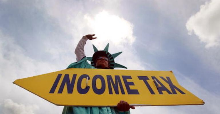 Automatic for the People: How a Few Tools Can Ease Tax Prep