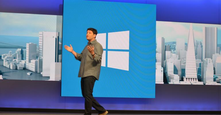 Build 2016: Microsoft Announces Windows 10 Anniversary Update