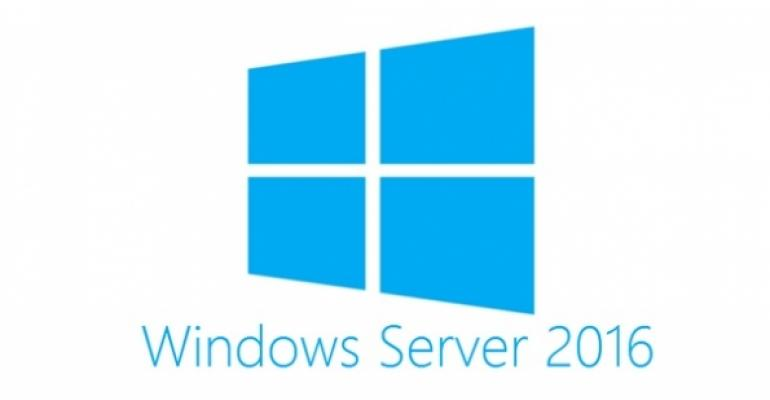 Windows Server 2016 new features for DBAs