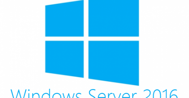 Configuration levels supported with Windows Server 2016 containers