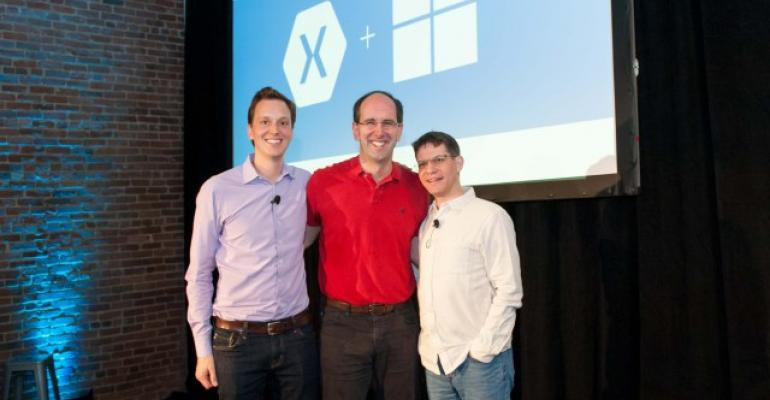 Build 2016 Quickshot: Xamarin Free for All!