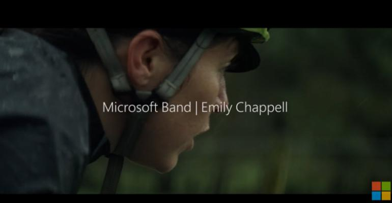 Emily Chappell Taking Microsoft Band Along for the Transcontinental Race