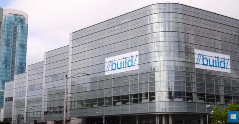 Build 2016 in Under 3 Minutes