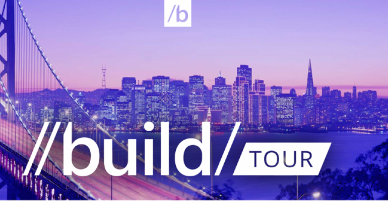 Microsoft Build is Going on Tour