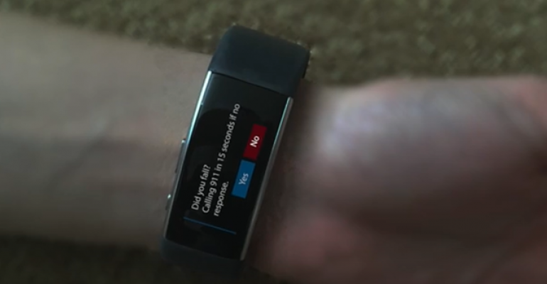 Microsoft Band App Provides Discreet Reporting for Domestic Violence