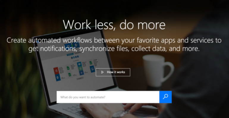 Microsoft Enters the Workflow Automation Space