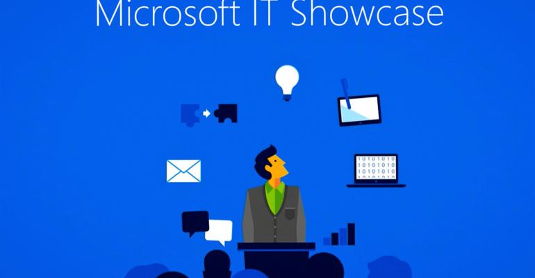 Microsoft IT Showcases Portal
