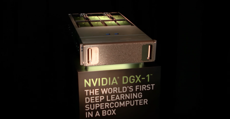 Nvidia's DGX-1 wants to bring deep learning to a wider market