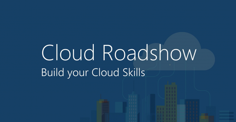 Learn from the Microsoft Cloud Roadshow On-Demand