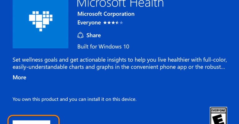 Quick Update Release Fixes Microsoft Band USB Sync with Windows 10 for PCs