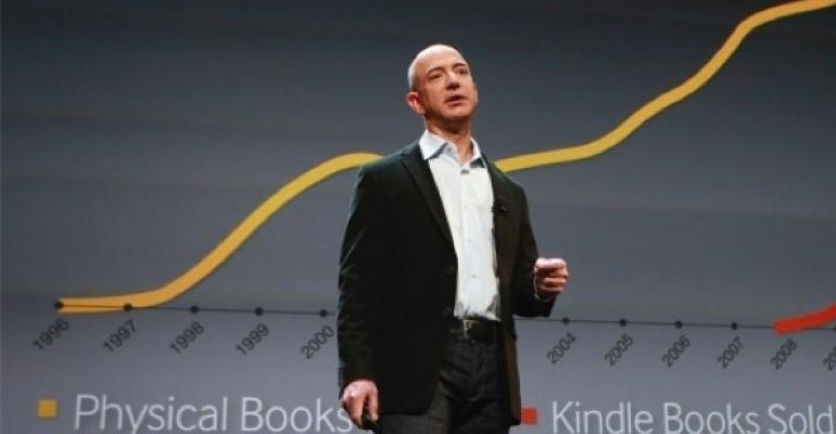 Amazon to Battle Google With New Cloud Service for AI Software