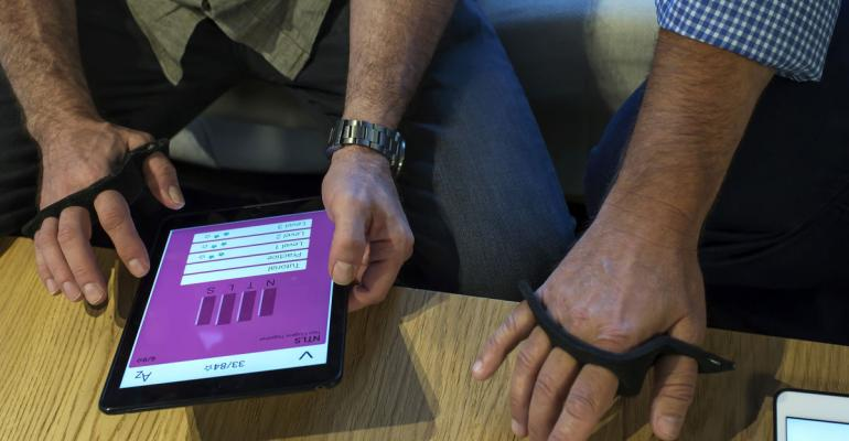 Powermat Founder Sets Sights on Turning Hands Into Keyboards