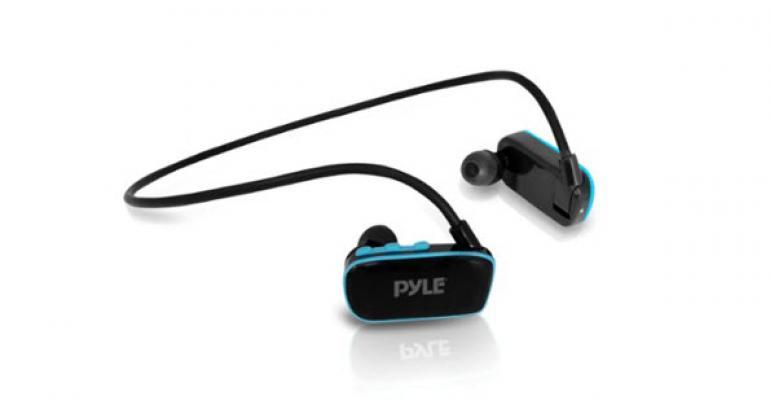 Review: Pyle Flextreme MP3 Player Headphones