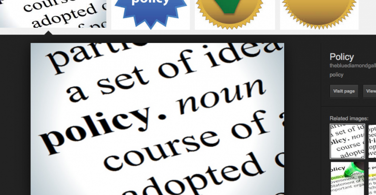Policy Makeovers for Converged Environments