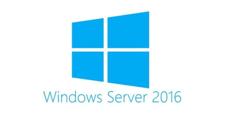 Can ReFS be boot volume in Windows Server 2016