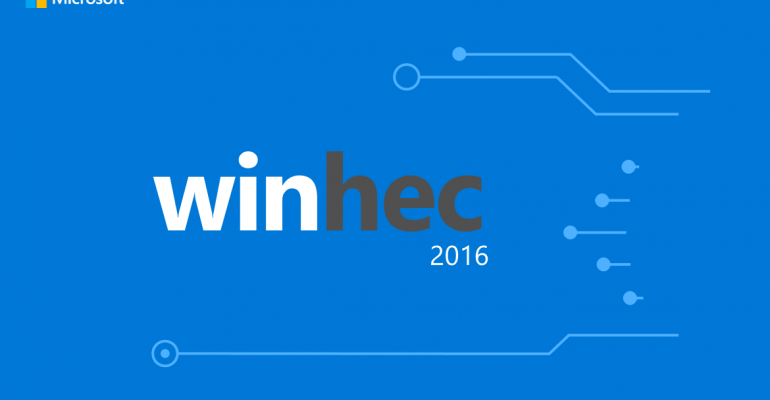 Windows as a Service Brief from WinHec 2016