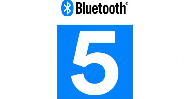 Bluetooth Specification 5 Unveiled for the Connected World, Due Later This Year