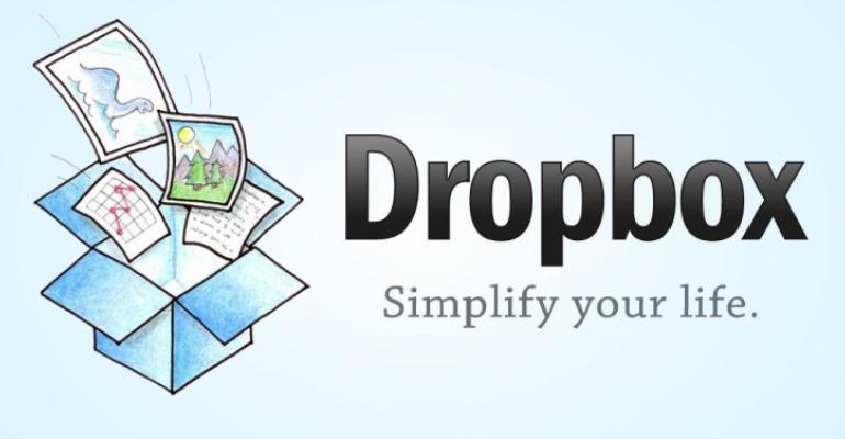 cash drop dropbox is cash flow positive aims to be profitable ceo says