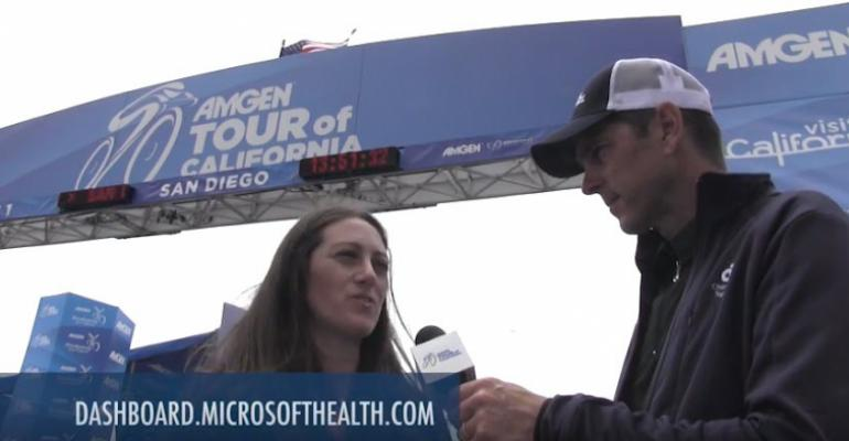 AMGEN Tour of California and Microsoft Band Follow-up