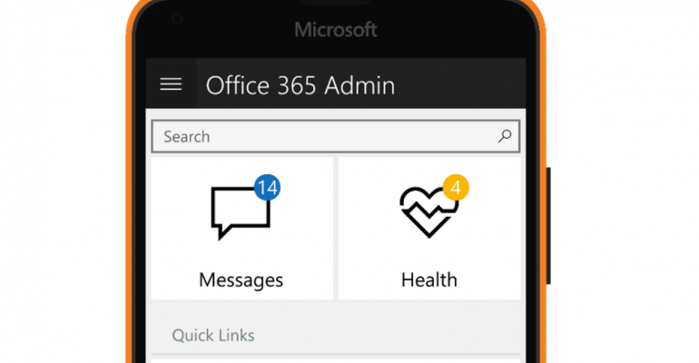 Microsoft updates Office 365 admin app with focus on usability