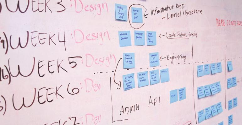 Success Strategies for Enterprise Application Development:  Who Should Take the Lead?