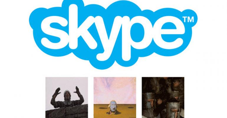 You Can Now Wave Your Private Parts at Your Aunties on Skype