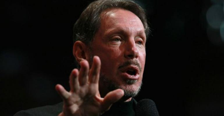 Oracle Buys NetSuite in Deal Valued at About $9.3 Billion