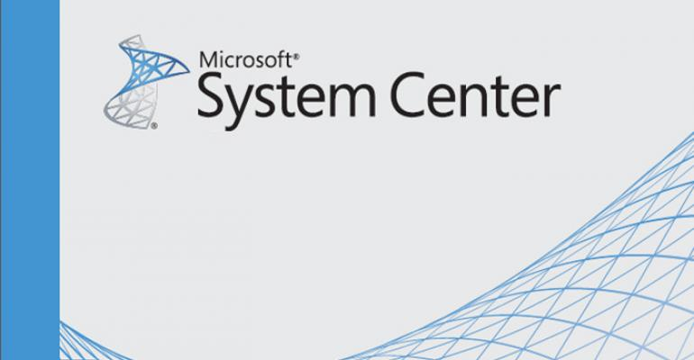 Microsoft Pins September for System Center 2016 Launch