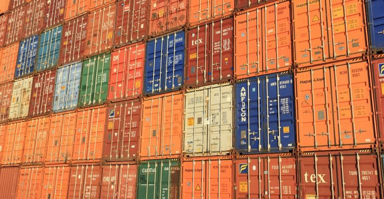 Networking options for containers