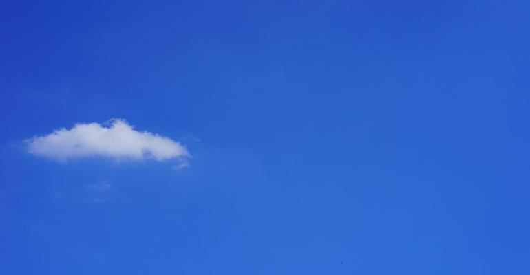 Which cloud provider stands out from the pack in pricing
