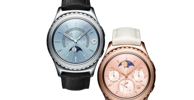 Samsung Gear S2 Classic 3G Smartwatch Brings Us Closer to Dick Tracy Reality