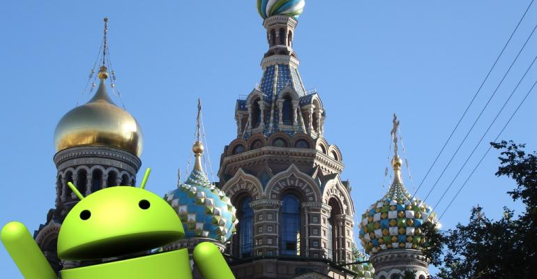 Russia Fines Google $6.75 Million Over Android Mobile Dominance