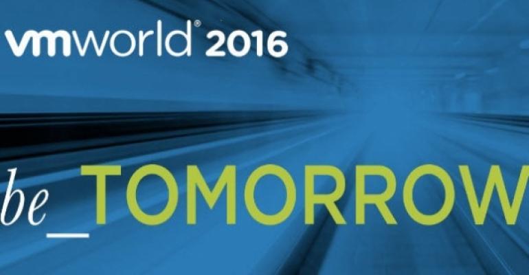 VMworld 2016 Day Three: Cloud Native Applications