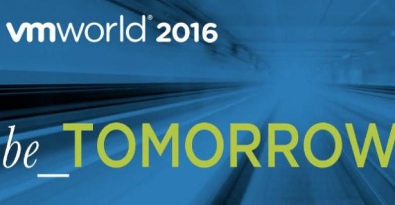 VMworld 2016 Day Three: End User Computing