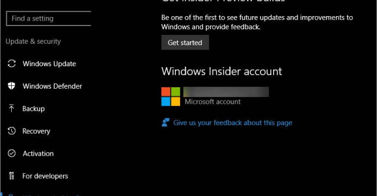How To: Prepare for Redstone 2 Builds as a Windows Insider