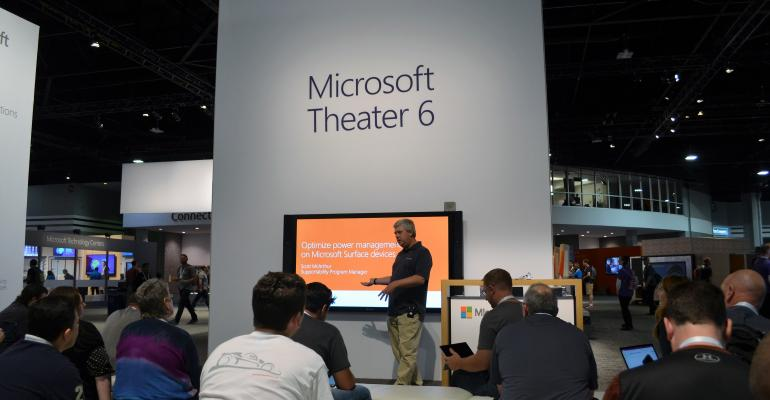 Microsoft Ignite: Surface Power Management Tips